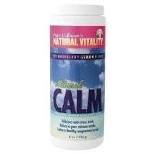 Natural Vitality Raspberry Lemon Natural Calm, 5 pack