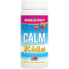Natural Vitality Kids Natural Calm, 6 oz.