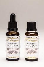 Newton Homeopathics Sciatica - Nerve Care, 1 oz.