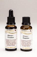 Newton Homeopathics Stress - Tension, 1 oz.