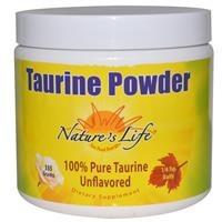Nature's Life Taurine Powder, 335 grams