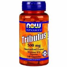 NOW Foods Tribulus 500mg, 100 capsules