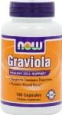 NOW Foods Graviola, 100 capsules