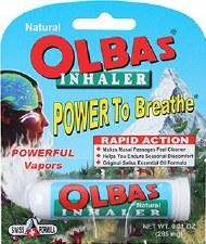 Olbas Aromatic Inhaler, .01 oz.