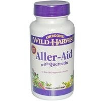 Oregon's Wild Harvest Aller-Aid, 545mg, 90 vegetarian capsules