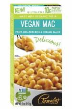 Pamela's Gluten-Free Vegan Mac Pasta Meal, 5 oz.