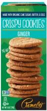 Pamela's Crispy Ginger Cookie, 6 oz.