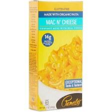 Pamela's Mac & Cheese Pasta, 5 oz.