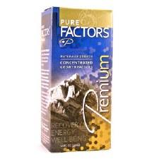 Pure Factors Premium, 1 oz.