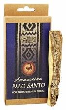 Prabhuji Gifts Amazonian Palo Santo Sticks, box of 6