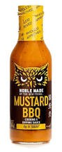 The New Primal BBQ Mustard Sauce, 12 oz.