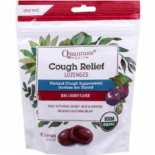 Quantum Cherry Cough Relief, 18 count