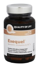 Quality of Life Exequel 21 mg, 30 vegetarian capsules
