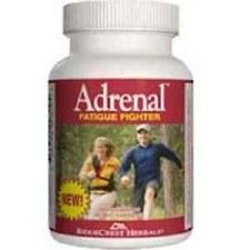 Ridgecrest Herbals Adrenal Fatigue Fighter, 60 vegan capsules
