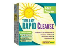 Renew Life Total Body Rapid Cleanse 7 Day