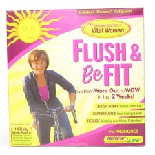 Renew Life Flush & be Fit, 14 daily strip-packs