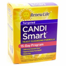 Renew Life CandiSmart, 60 vegetarian capsules