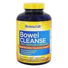 Renew Life Bowel Cleanse, 150 vegetarian capsules