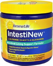 Renew Life IntestiNew Intestinal Lining Support Formula, 5.7 oz.