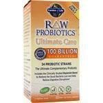Garden of Life Ultimate Care Probiotics, 30 vegetarian capsules