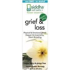 Siddha Flower Essences Grief & Loss Spray, 1 oz.