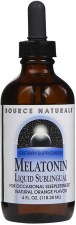 Source Naturals Liquid Sublingual, 4 oz.