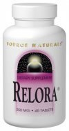 Source Naturals Relora, 250mg, 45 tablets