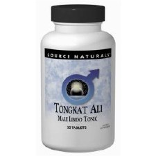 Source Naturals Tongkat Ali, 30 tablets