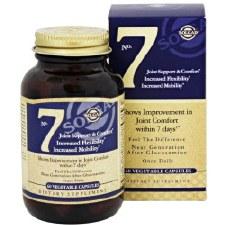 Solgar No.7 Joint Comfort, 60 vegetarian capsules