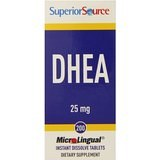 Superior Source DHEA 25 mg, 200 tablets