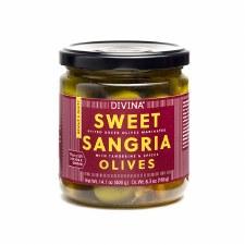 Divina Sweet Sangria Olives, 6.3 oz.