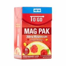Trace Minerals Citrus Raspberry Mag Pak, 15 pk.