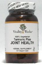 Lori's Turmeric Joint Health, 60 vegetarian capsules