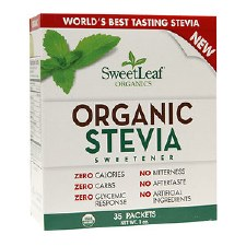 Wisdom of The Ancients Sweet Leaf Stevia, 35 ct.