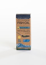 Wiley's Finest Kosher 2150 mg. EPA+DHA, 4.23 oz.
