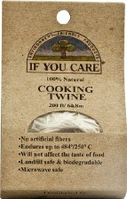 If You Care Cooking Twine