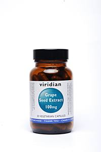 Viridian Nutrition Grape Seed Extract 90
