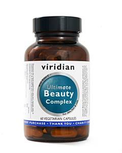 Viridian Nutrition Ultimate Beauty Complex 60
