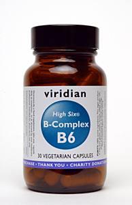 Viridian Nutrition High Six B-Complex  30