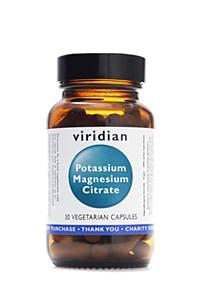 Viridian Nutrition Potassium Magnesium Citrate 90