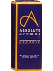 Absolute Aromas Organic Lemongrass Oil 10ml