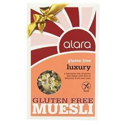 Alara Fruit and Nut GF Muesli 475g