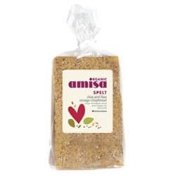 Amisa Chia Seed & Flax Crispbread 200g