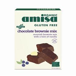 Amisa Brownie Mix Gluten Free 400g
