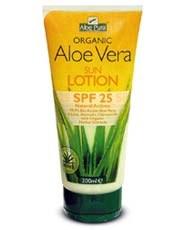 Aloe Pura Aloe Vera Sun Lotion Spf 25 200ml