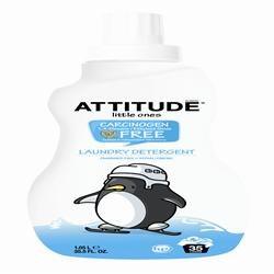 Attitude Laundry Liquid x3 Baby No Frag 1050ml