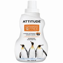 Attitude Laundry Liquid - Citrus Zest 1050ml