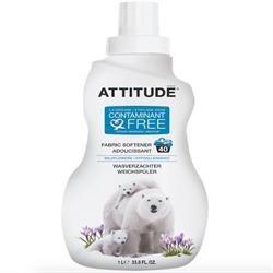 Attitude Fabric Softener Wildflower 1000ml
