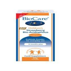 BioCare Child Strawberry BioAcidophilu 60g