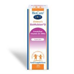 BioCare Children's BioMulsion D 20ml